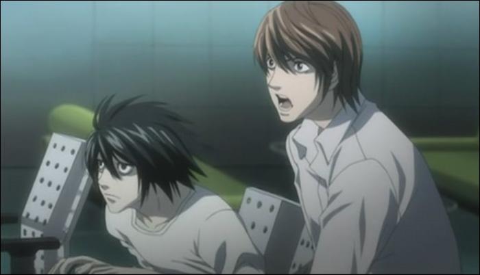 Episode 23 : Durant l'épisode, pour quelle raison L repousse-t-il sans cesse l'arrestation de Kyosuke Higuchi ?
