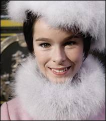 Geraldine, ici dans la tenue du film Docteur Jivago, est la fille de ?