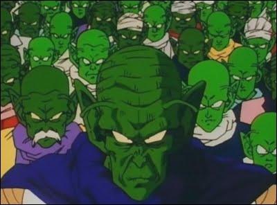 Comment s'appellent les hommes à la peau verte ayant quasiment la même anatomie que les humains ? (Le nom est le même que celui de leur planète. )