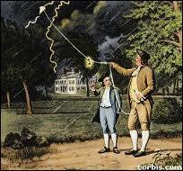 Ce franc-maçon a participé à la rédaction de la Déclaration d'Indépendance des USA et nous a laissé le paratonnerre.