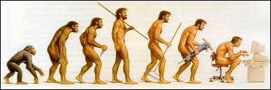 Il a expliqué l'évolution par la sélection naturelle des espèces.