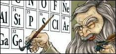 Ce chimiste a travaillé sur la classification périodique des éléments.