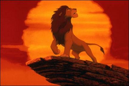 Pourquoi avoir choisi le nom de  Mufasa  pour le père de Simba ?