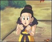 Qui est la femme de Sangoku ?