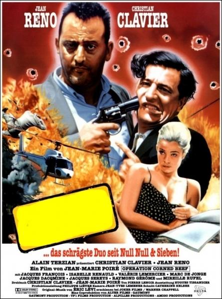 Dans ce film, il est Philippe Boulier alias le Squale ...