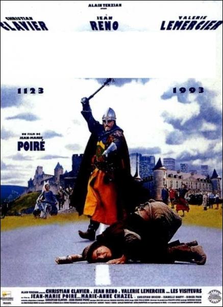 Dans ce film, il est Godefroy de Montmirail ...