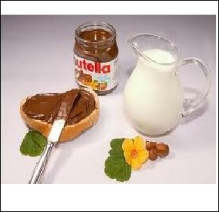 Quand apparaît le Nutella aux Etats-Unis ?