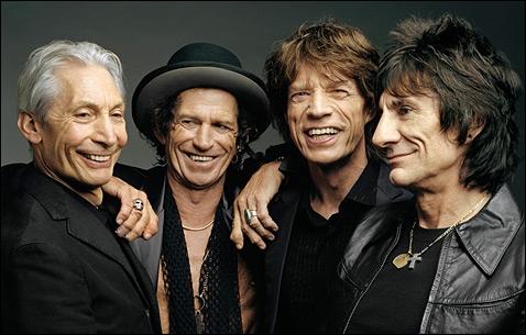 Face aux précédents, ils font figure de mauvais garçons. Malgré la disparition de Brian Jones, ils sont toujours là les pappies du rock ! Peut-être parce qu'ils n'ont jamais chanté...