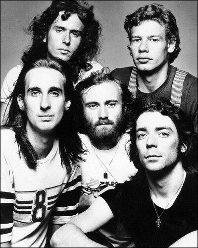 Les deux membres du groupe les plus connus sont Peter Gabriel et Phil Collins. Ce groupe n'a pas interprété...