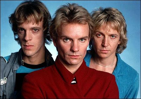Le groupe dont Sting était le leader s'est reformé en 2007 ! On a pu les revoir sur scène interpréter leurs chansons sauf bien sûr...