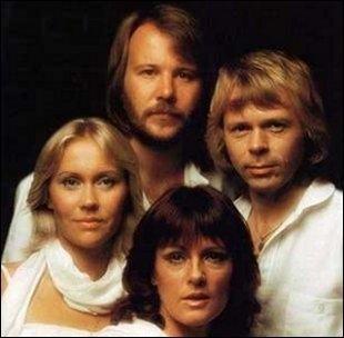 Parmi toutes ces légendes, c'est le seul groupe à avoir gagné le Concours Eurovision de la chanson. Une chose est sûre, il n'a pas chanté...