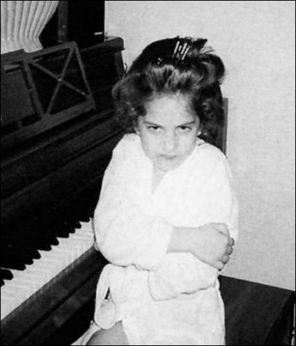 Comment est-elle arrivée à jouer au piano ?