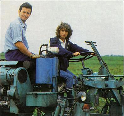 Un film avec Francis Huster tourné en 1983 :
