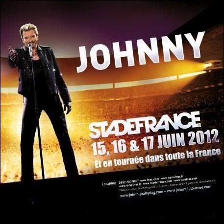 Quel anniversaire vient de fêter notre , hier soir devant 60 000 inconditionnels de ses fans au stade de France ?