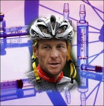 Quel ancien champion cycliste fait l'objet pour la première fois d'une procédure disciplinaire de la part d'une autorité sportive qui le soupçonne de dopage ?
