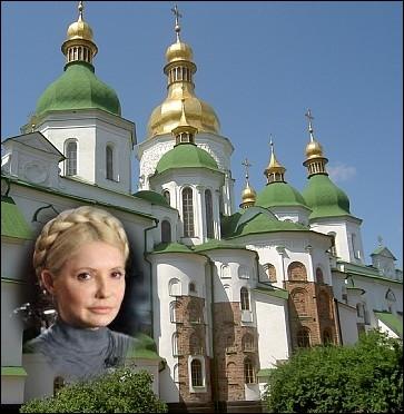 Dans quel pays, actuellement sous les feux de l'actualité est emprisonnée l'ex-Première ministre Ioulia Tymochenko opposante au régime en place à cause de ses idées ?