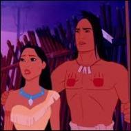 Il tue le jeune guerrier que le chef de la tribu avait  promis  à Pocahontas. Quel était le nom du  fiancé  de Pocahontas ?