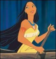 A quelle tribu indienne appartient l'héroine de l'histoire ?