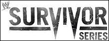 Qui a gagné le  Main Event  des Survivor Series ?