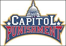 Qui a gagné le  Main Event  de Capitol Punishment 2011 ?