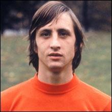 Commençons par le premier joueur de l'histoire à remporter trois Ballons d'Or. Oui, c'est Johan Cruyff, mais connaissez-vous son vrai nom ?