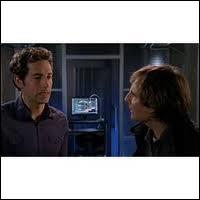 Dans la saison 2, on voit un personnage qui mourra dans la saison 3, tué par Shaw. Qui ?