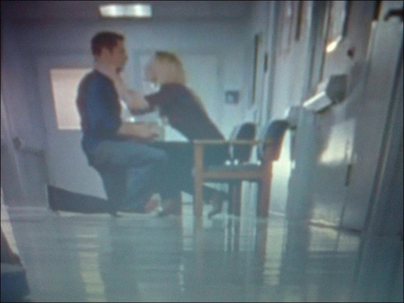 Dans la saison 4, Chuck demande en mariage Sarah. Où ?