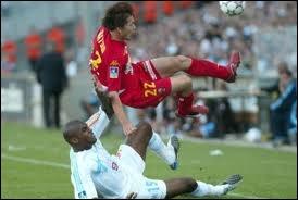 Quand Thierry voulait signifier qu'il y avait des tensions entre deux joueurs, il disait :