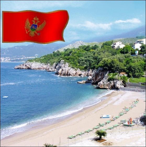 Jeune pays de la mer Adriatique ayant obtenu son indépendance en 2006... .