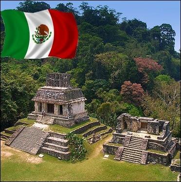 Le pays des Aztèques... . .
