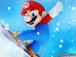 Personnages dans 'Mario et Sonic aux jeux olympiques d'hiver'