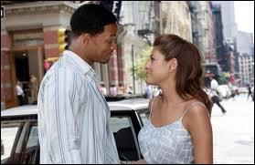 Quel est ce film dans lequel jouent Will Smith et Eva Mendes ?
