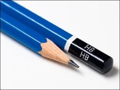 Physique, chimie : une mine de crayon est conductrice.
