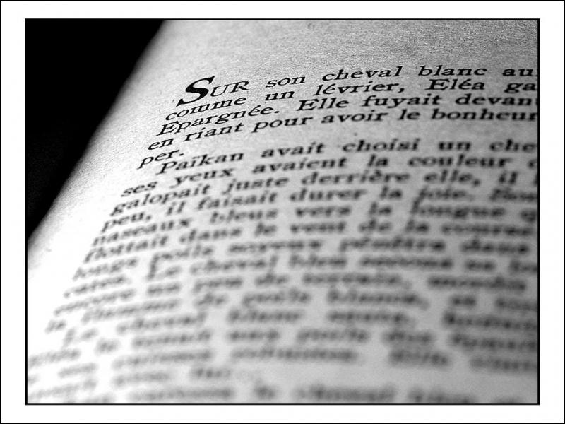 Littérature (CDI) : qui a écrit  Le Colonel Chabert  ?