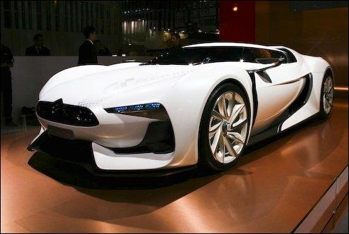 De quelle marque est ce Concept Car ?