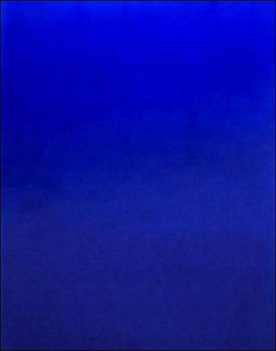 Dans quelle ville du sud de la France Yves Klein représentant de la peinture monochrome est-il né en 1928 ?
