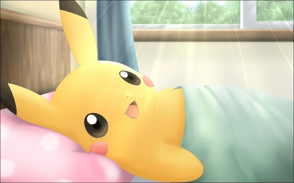 Ce Pikachu ...