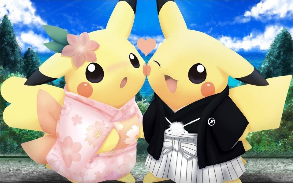 Pokémon - Pikachu à décrire ! ( 1/2 )