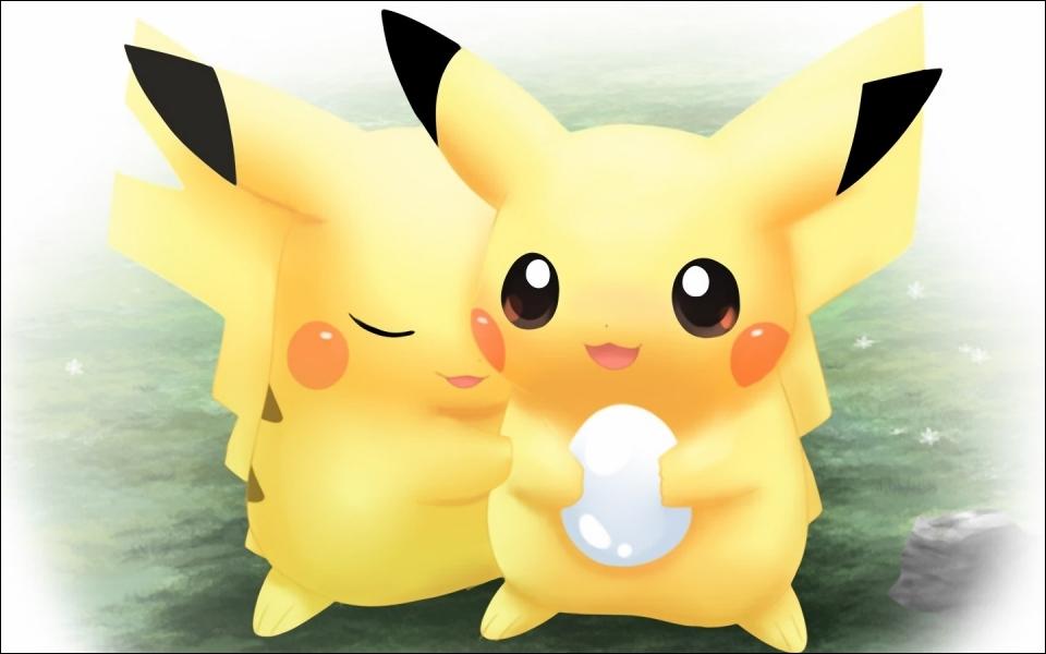 Qu'a trouvé ce Pikachu ?