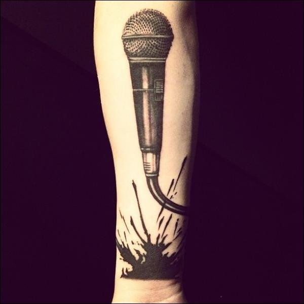 Quel membre a récemment fait ce tatouage ?