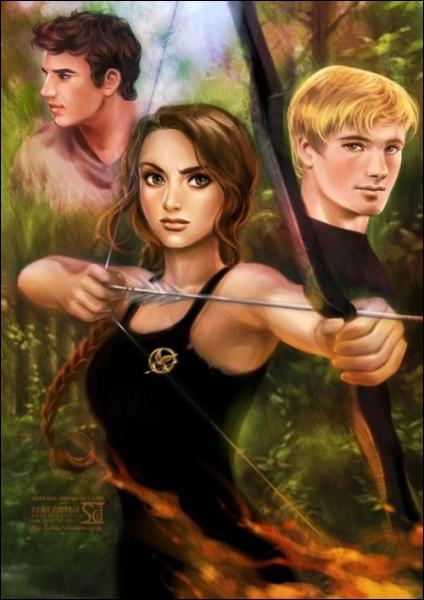 Que doit-on dire à l'arc de Katniss pour qu'il cesse de marcher ? (tome 3)