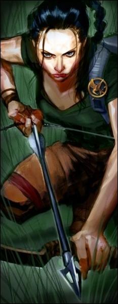 Quelle chanson revient souvent dans la tête de Katniss dans le tome 3 ?