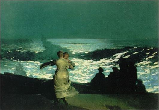 Nuit d'été, 1890