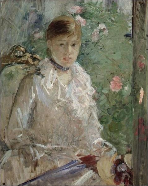L'Eté ou Jeune Femme près d'une fenêtre