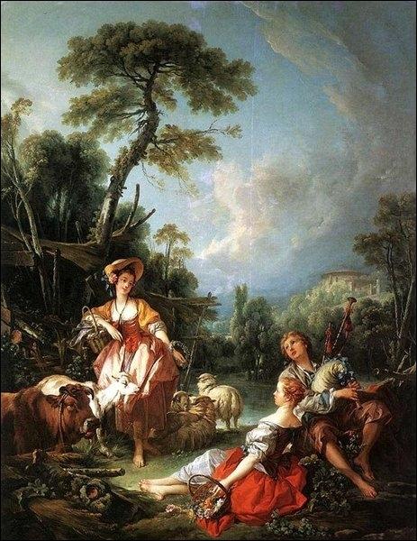 Un Été pastoral (1749)