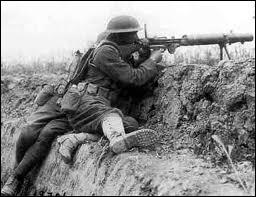 Date de la Première Guerre mondiale :