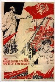 En URSS en 1929 :