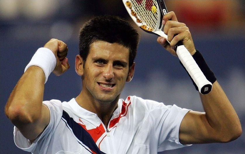 Les joueurs de tennis