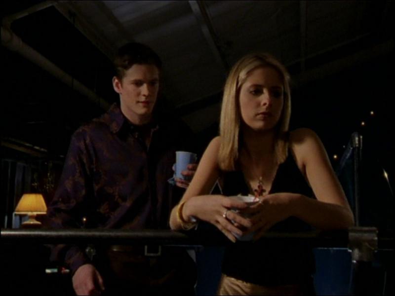 Quelle matière Buffy avait en commun avec ce garçon ?