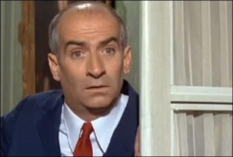Un des plus grands acteurs humoristes Français...